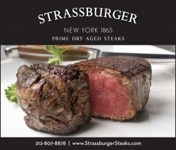 Strassburger Premium Prime, Dry Aged Beef